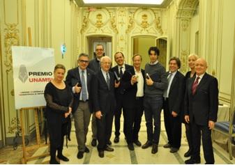 Assegnati i Premi Unamsi 2016 ad Aifa, Iacona, Longo e Pregliasco